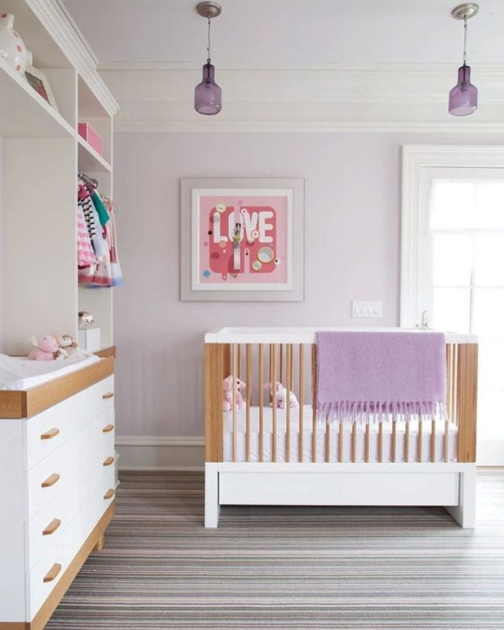 How Adorable Is This Modern Nursery?!Credit To Amy Aidinis  Hirsch#decorforkids. Part 78