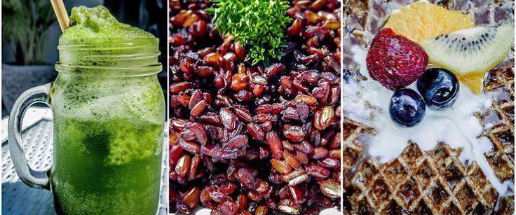 Slik lager du sunne appetittvekkere fra Bali.