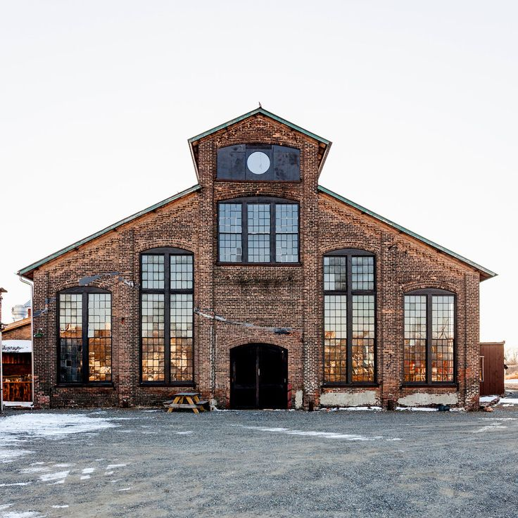DAY TRIP: explore Hudson Valley and visit historical towns and places of interest (like this former glue factory turned arts site, Basilica Hudson)