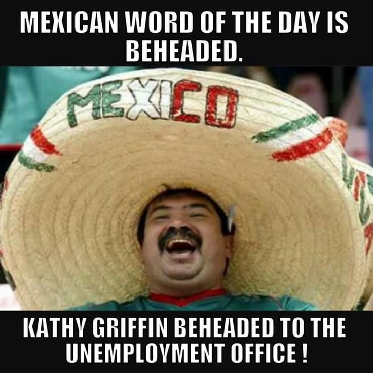 Mexican word of the day is beheaded