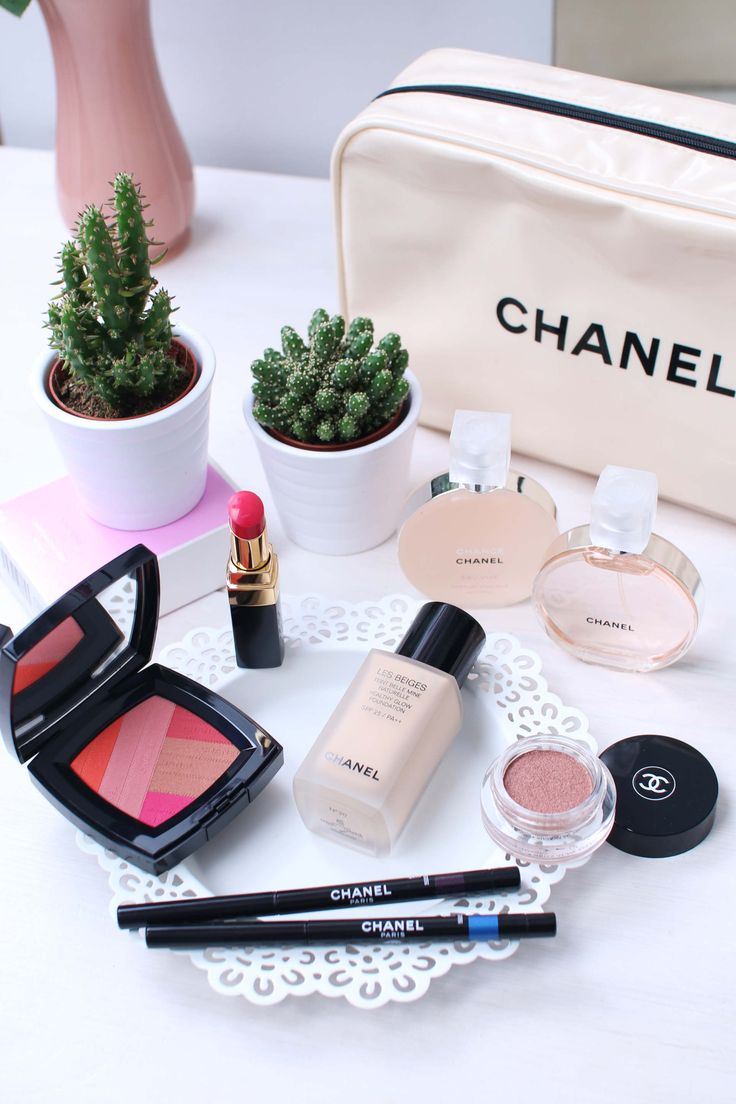 How to wear the new Les Beiges Chanel over on the blog right now!