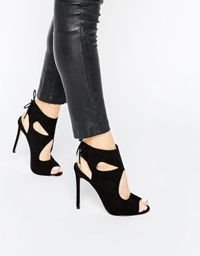 ASOS ELEVATOR Lace Up Shoe Boots