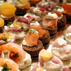 Top 10 Appetizers For Wedding Reception