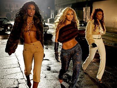 Sexy, Sway and Style - Kelly Rowland, Beyoncé Knowles and Michelle Williams Destiny's Child.