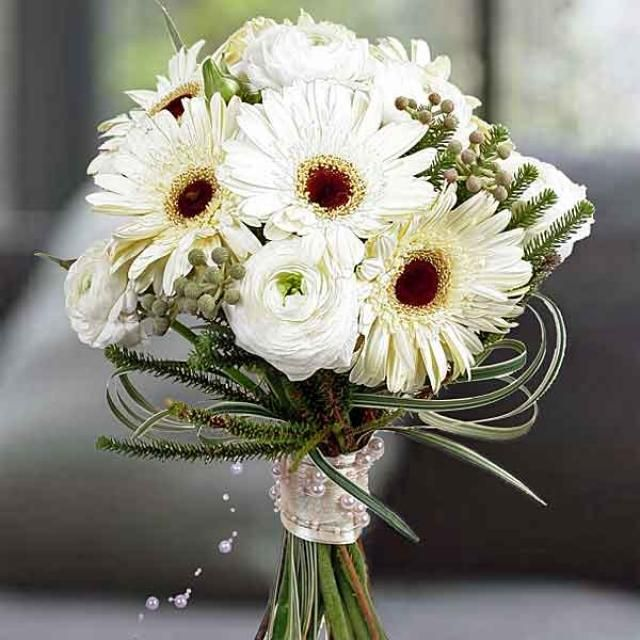 Pictures Of Gerber Daisy Wedding Bouquets 41