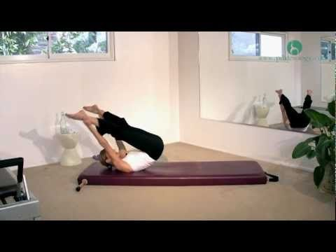 Pilatesology Mat to the Max 15 Minute Advanced Pilates Workout - YouTube