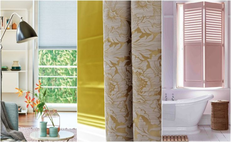 20 window dressing trends for 2017: blinds, curtains and shutters