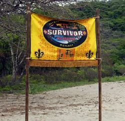 Survivor TV Show Theme Birthday Party Ideas on HubPages by JJNW