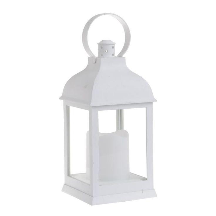 Led Lantern - Lanterns - DECORATIONS - inart