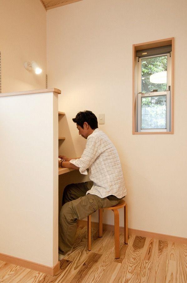 フリースペース 施工例 ナチュラルハウスの写真集 埼玉県越谷市の
