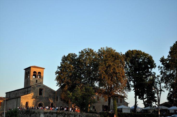 Cod. P09 Abbazia Santi Ruffino e Vitale | 2011 | #destinazionemarche