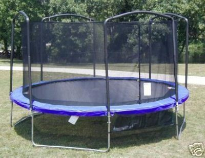 12 ft. (Frame Size) Round Replacement Trampoline Net for 4 Arch Enclosure System (JumpKing FunRing) by Jump King. $31.50. Pole Quantity: 4. Trampoline Shape: Round. Trampoline Size: 12ft. Product Category: Net or Enclosure Net. Poles Type: Arched. This is a trampoline net designed to fit 12 ft. JumpKing trampoline model JK12EN, which uses a 4 arch enclosure system. This net is also an exclusive product of ours that is compatible with 4 arch nets, so it can be used with different ...