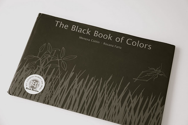 Amazing....color book in braille. Look at the sample pages. This is really neat.
