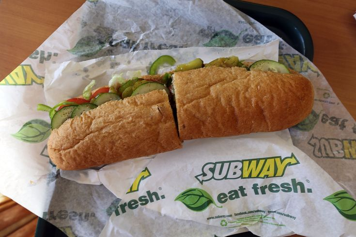 DNA Test Shows Subway's Oven-Roasted Chicken Is Only 50 Percent Chicken