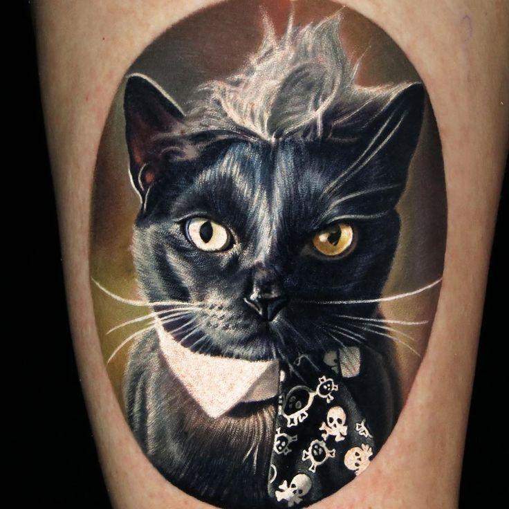 Tattoo art by Nikko Hurtado