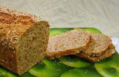 Dieses Brot haben wir monatelang fast jeden Tag gegessen und an alle möglichen …