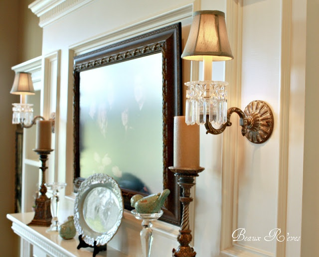 Beaux R'eves: Welcome to my Living Room | Robin's Egg Blue