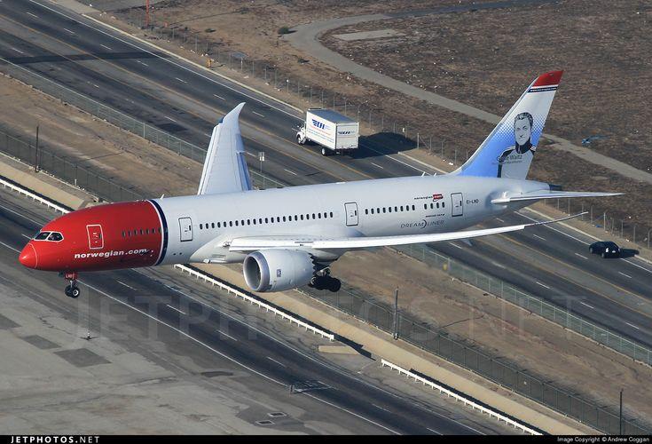 Boeing 787-8 Dreamliner EI-LND 35310 Los Angeles Int'l Airport - KLAX