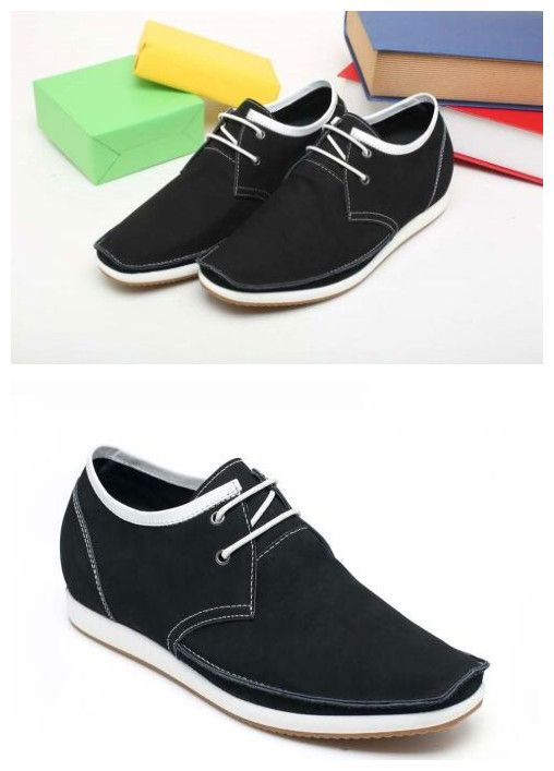 Stylish Leisure Casual Elevator Shoes For Men