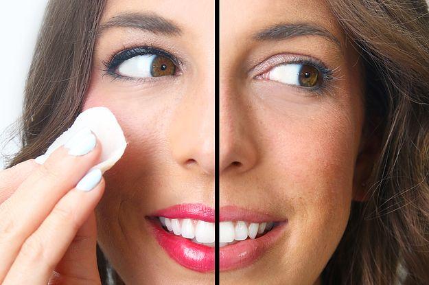 This 3-Ingredient Makeup Remover Solution Is Genius