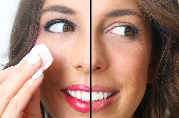 This 3-Ingredient Makeup Remover Solution Is Genius