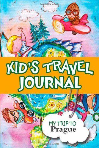 Kids travel journal: My trip to Prague #prague#child#family#czech#kidstravel