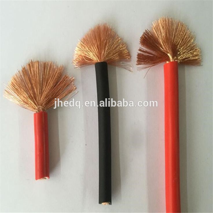 2/0 welding cable with factory price