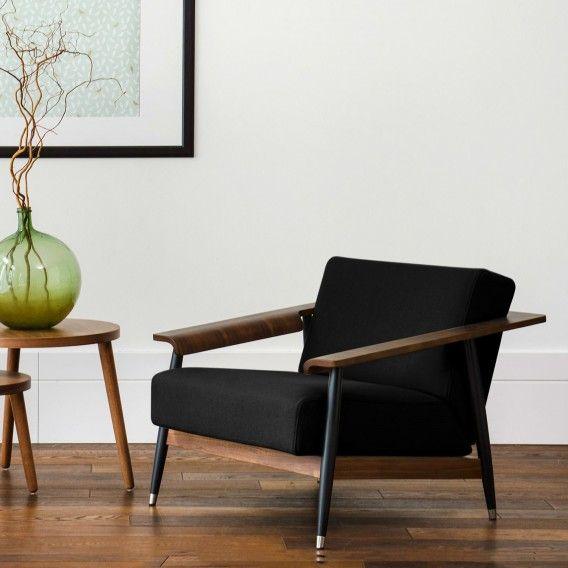Sessel Dowel - Flachgewebe - Fashion For Home