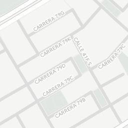 Direcciones de Bogotá - Colombia