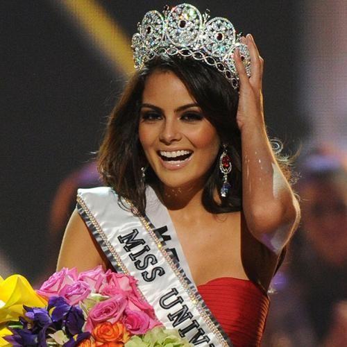 Химена Наваррете, Мексика. «Мисс Вселенная — 2010». 22 года, рост 174 см, параметры фигуры 88−60−90.