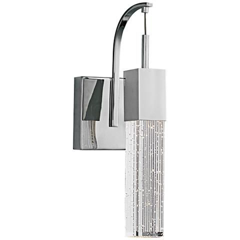 "ET2 Fizz III 14 1/2"" High Polished Chrome Sconce - #3H788 