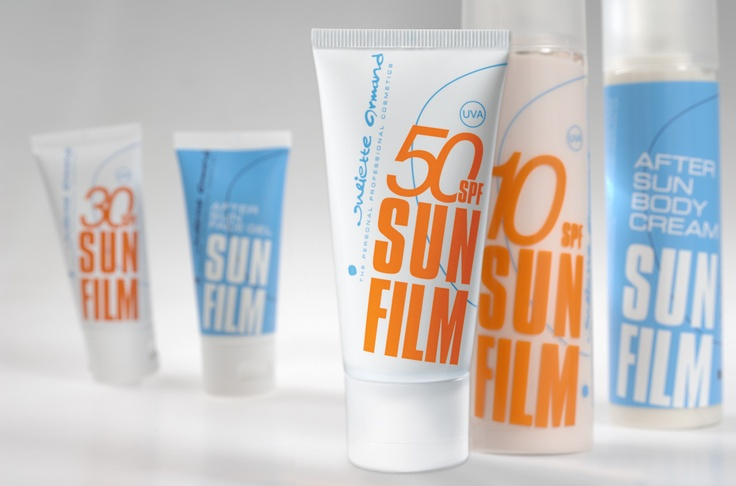 SunFilm - combining necessary sun protection...  ...with revolutionary ANTITOX!