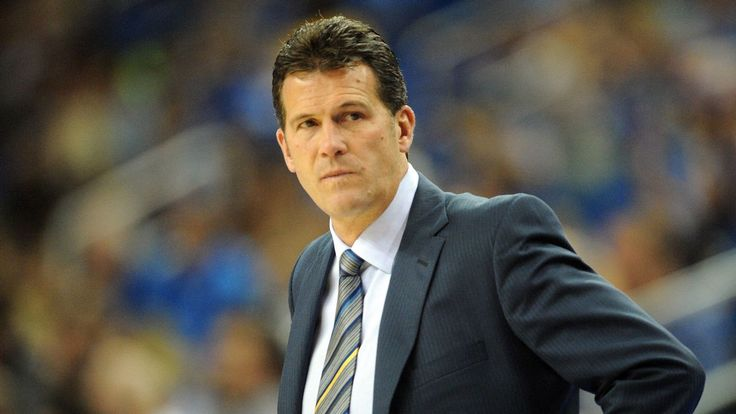 Steve Alford embarks on make-or-break season at UCLA