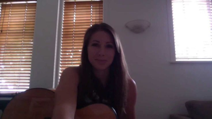 Lizzie Marvelly: All Of Me (Acoustic Cover).