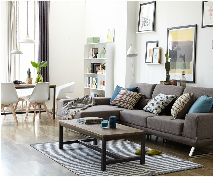 Die besten 25+ Wohnzimmer in braun Ideen auf Pinterest braunes