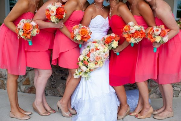 Coral And Turquoise Wedding: 25+ Best Ideas About Turquoise Coral Weddings On Pinterest