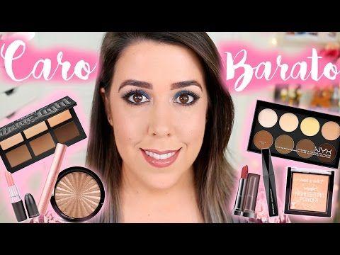 Kit Básico de Maquillaje para Principiantes - YouTube