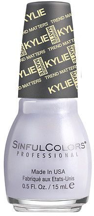 SinfulColors Kylie Jenner Trend MATTErs Collection Shimmer Mattes