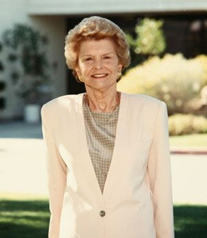 Betty Ford Dies at Age 93  By Mari Cartel, Lifescript Entertainment Writer  Published July 08, 2011   Former first lady Betty Ford, the widow of President Gerald Ford, died on Friday.  One of the most popular first ladies in history, Ford was active in women's social issues both during and after her husband's term from 1974-77...