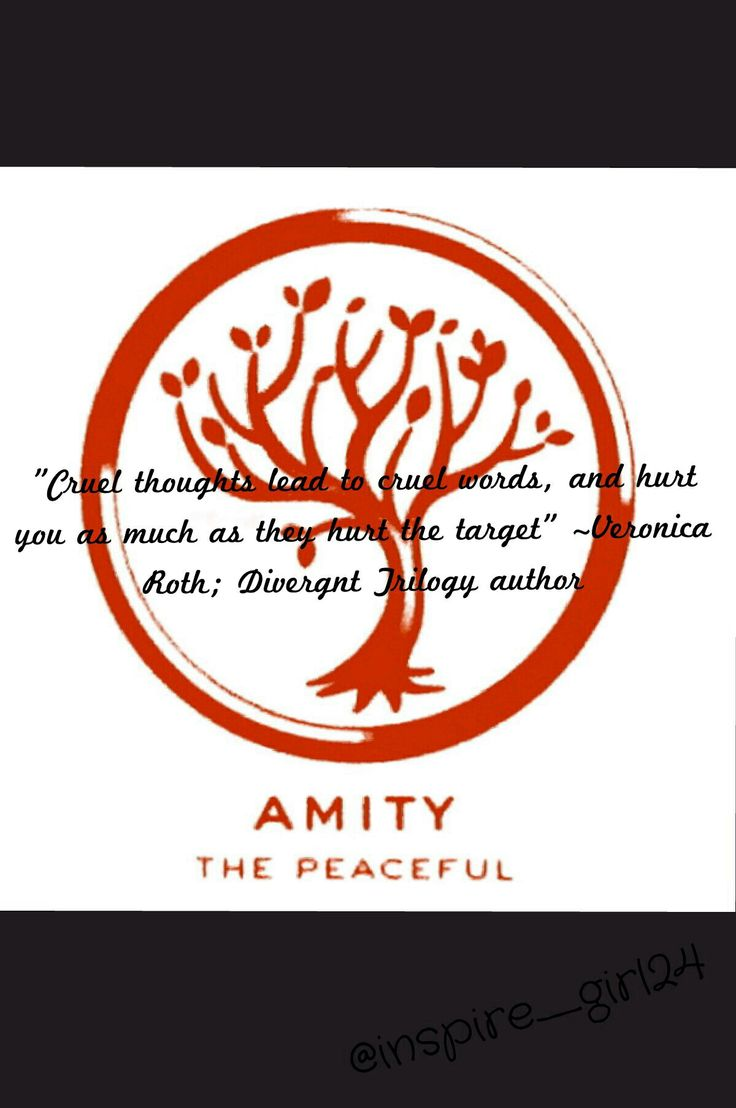 Divergent Amity Quotes AMITY Quotes Like Succ...