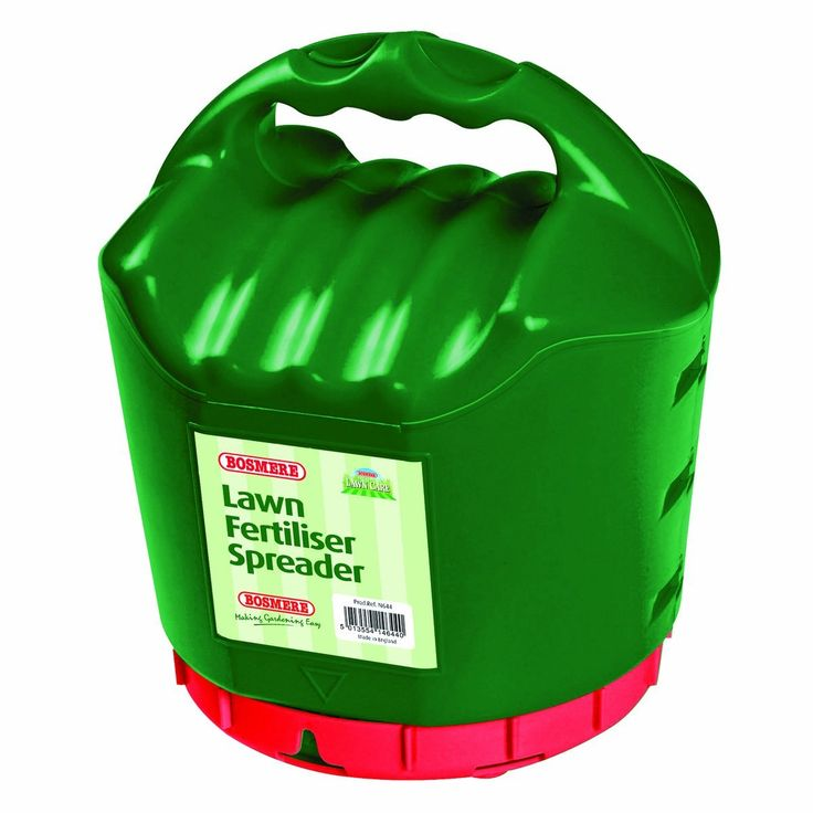 Bosmere N644 Lawn Fertiliser Spreader -- Click image to review more details. (This is an affiliate link) #Gardening