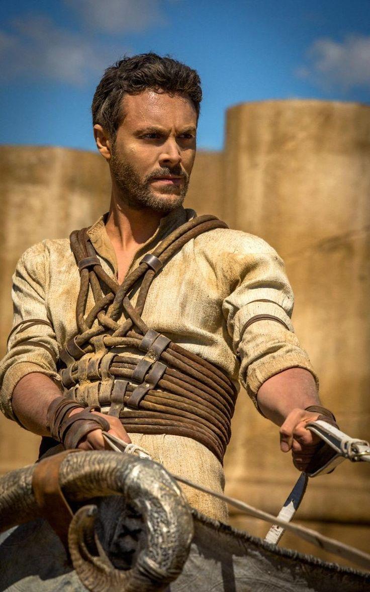 Jack Huston as Judah Ben-Hur