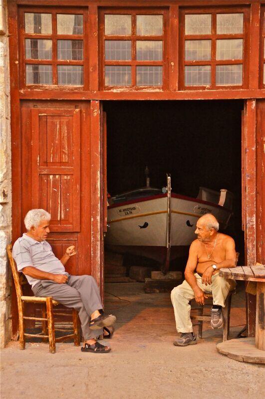 #Crete #Chania