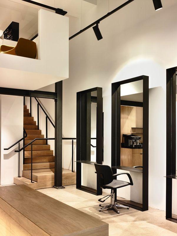 Dresser _idea Toni & Guy Salon, Port Melbourne / Travis Walton Architecture