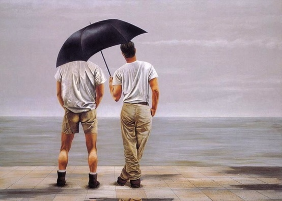 """"""" Looking out for each other """" Steve Walker"""