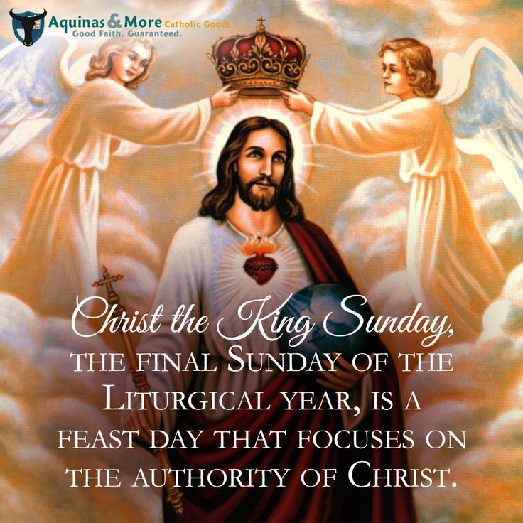 While the problems our world faces today differ from the particular events that inspired Pope Pius XI to establish this feast in the 1920s, his message and call to honor Christ the King in a society that denies the authority of Our Lord is no less pertinent now than it was then.
