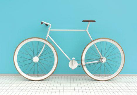 Kit Bike by Lucid Design