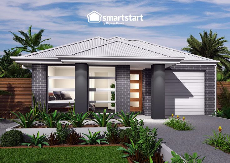 Beaumont with Aubin Facade   A breathtaking facade at an affordable price!  #firsthomebuyer #smartstart #smartstarthomes #streetappeal #streetstyle