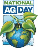 March 25th Celebrate Ag Day    http://www.youtube.com/watch?v=RDzVzqcmPvk   http://agday.org/links_manager/ag_links/