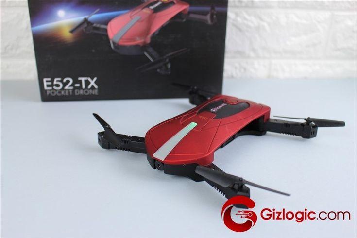 Eachine E52, dron plegable para llevar siempre contigo